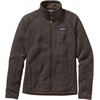 Patagonia Better Sweater Jas Heren bruin